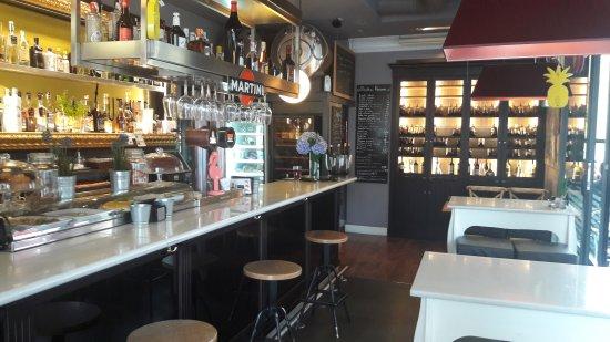 Perillo, Spanien: Restaurante Luthier