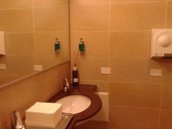 Villa Rosa Hotel : bagno