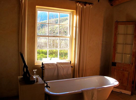 Boesmanskop : Bathroom with a view