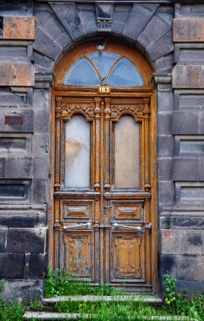 Travel Gyumri One of Gyumriu0027s historic doors & One of Gyumriu0027s historic doors - Picture of Travel Gyumri Gyumri ...