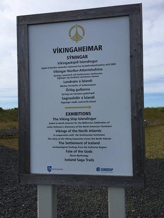 Viking World: Viking museum