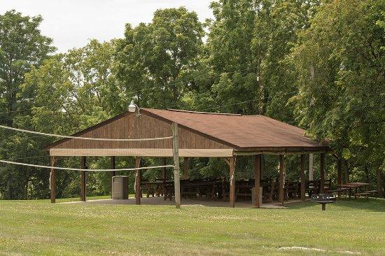 Gordonville, PA: Pavillion