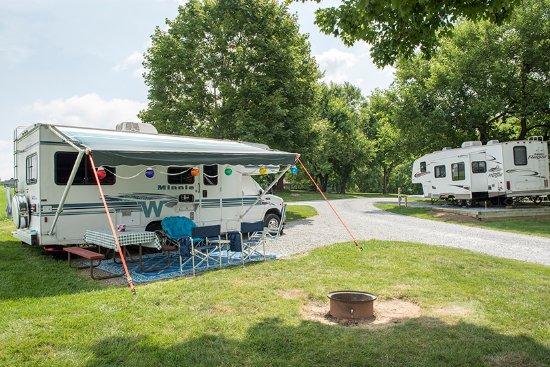 Gordonville, PA: Rig sites