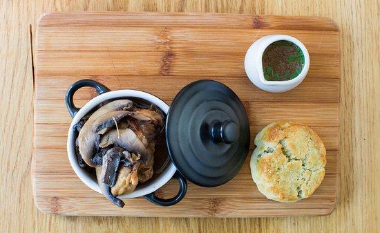 The Griffin Inn: Beef & Mushroom Pie