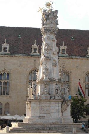 Holy Trinity Column: va a capire che dovrebbe rappresentare