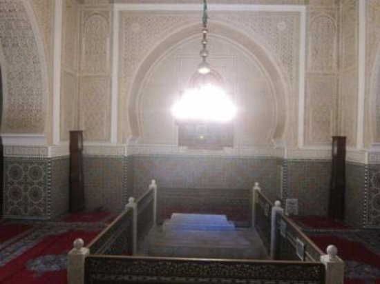 Mausoleum of Mouley Ismail: 霊廟の様子