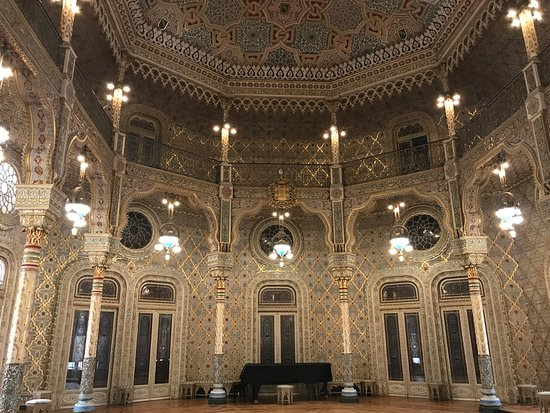 Salon Des Arabes : Salón árabe photo de palacio da bolsa porto tripadvisor