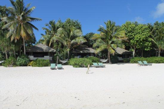 Pacific Resort Aitutaki: Le Beach Villa