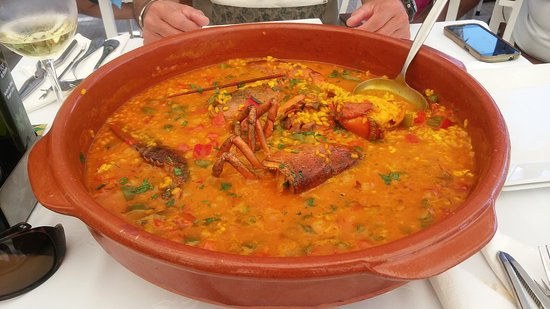 Restaurante Playa Torrecilla: Buenisimo