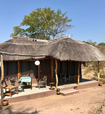 Real Africa Experience in an Awesome Lux Bush Camp