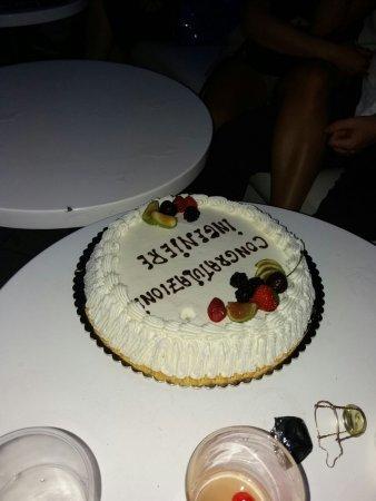 Caponago, Ιταλία: Torta