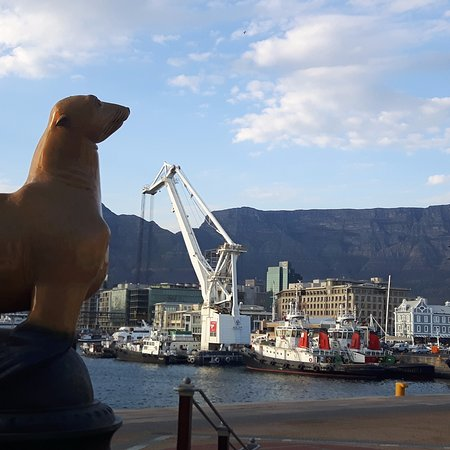 The Table Bay Hotel: Accès direct sur le waterfront