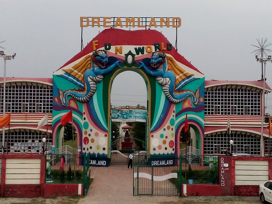 ‪Dreamland Amusement Park‬