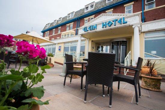 Elgin Hotel Blackpool照片