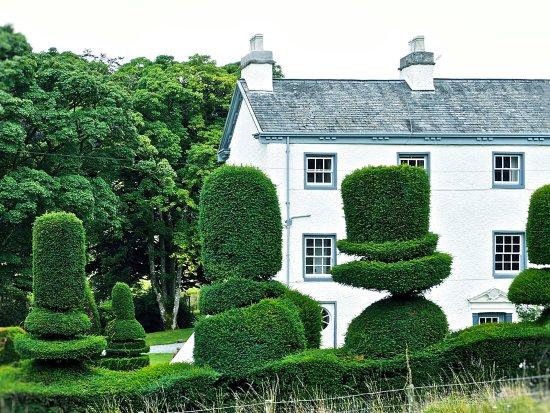 Low Graythwaite Hall Country House
