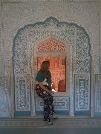 Samode Palace Photo