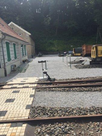 Gruben- und Feldbahnmuseum