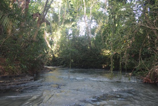 Punta Gorda, Belize: picturesque Machaca River