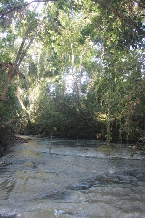 Punta Gorda, Belize: a fun place to bathe and relax with the family