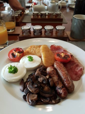 Somerset, UK: Truly Amazing Breakfast