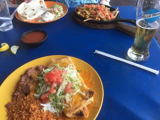 La Hacienda Restaurant Albuquerque Menu