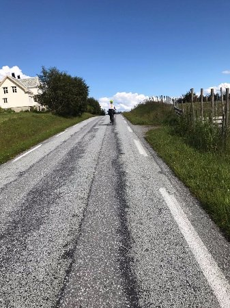 Molde adventure center: Nothing is to steep for the E-Bike