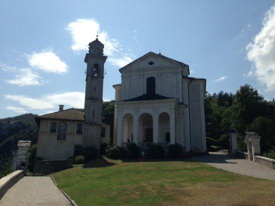 Sanctuary Madonna del Sasso