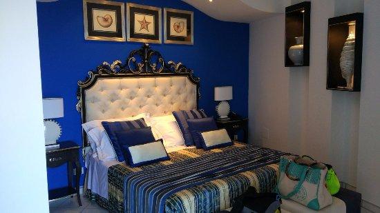 Hotel Onda Verde: Camera vista mare