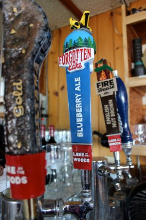 Fort Frances, Canadá: Beer on Tap - Lake of the Woods Craft Beer