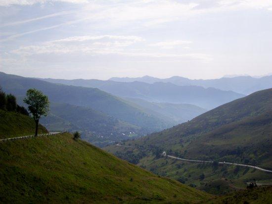 Arreau, فرنسا: Vue magnifique