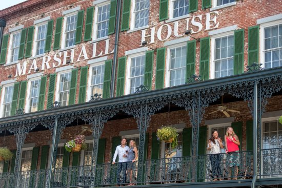 Hyatt regency savannah updated 2017 prices hotel for Marshall house