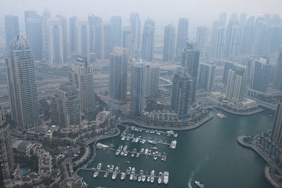 Hazy Day, but still Great Views!!!
