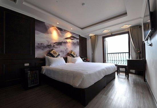 Kết quả hình ảnh cho Khách sạn Delta Sapa