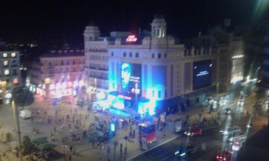 Hostal Valencia: 20170716_224419_large.jpg