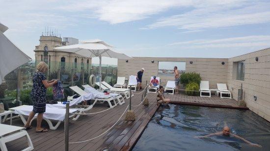 Alfonso hotel updated 2017 prices reviews zaragoza for Luxury hotel zaragoza