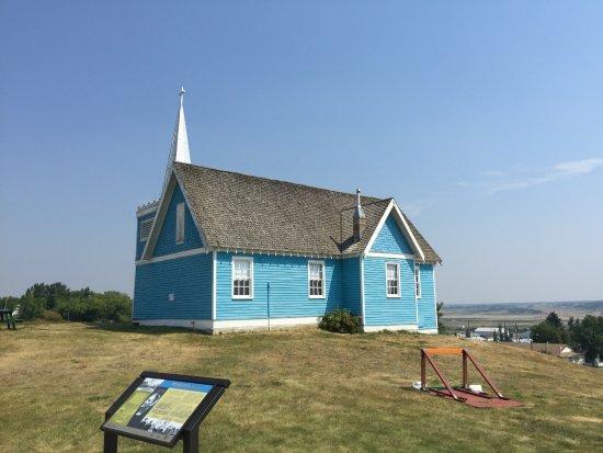 Big Valley, Canada: St Edmunds Church