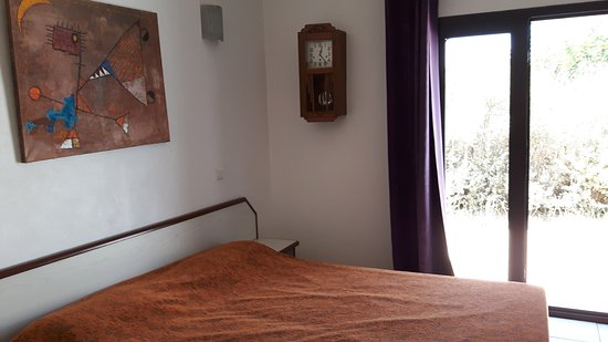 Le Maset: Chambre n° 7 avec terrasse privative