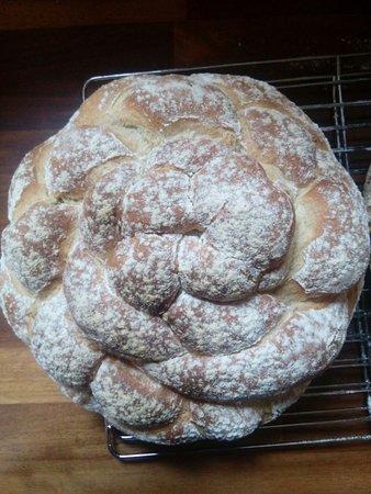 Muirkirk, UK: Lesleys Kitchen Bread School