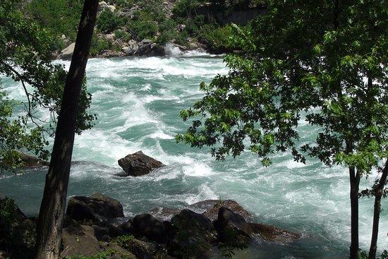 Super 8 by Wyndham Niagara Falls North: White Water Walk (a few minutes up the road by car)