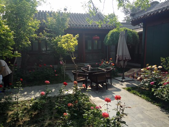Beijing Sihe Courtyard Hotel Picture
