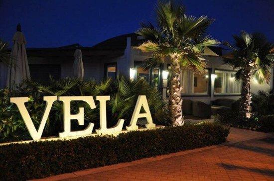 Chalet La Vela : Ristorante Chalet Vela
