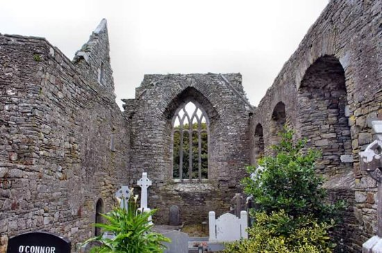 Listowel, Ireland: Lislaughtin Abbey