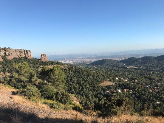 Parque Natural de Sant Llorenc del Munt i l'Obac