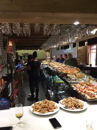 Restaurante y bar sorprenderte