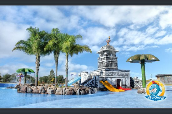 Parque Acuatico Villa Gasca: Alberca de Olas