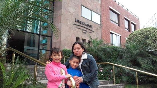 Hotel Libertador Lima: 20170713_100809_large.jpg