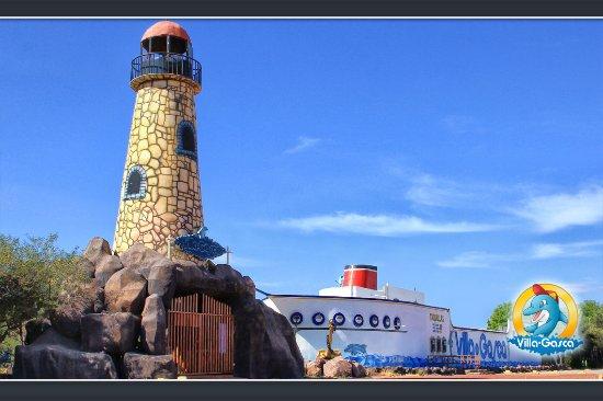 Celaya, Mexico: Acceso principal El Faro