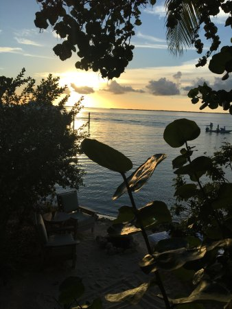Little Palm Island Resort & Spa, A Noble House Resort: amazing sunsets every night