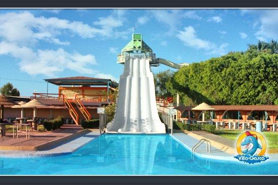 Parque Acuatico Villa Gasca