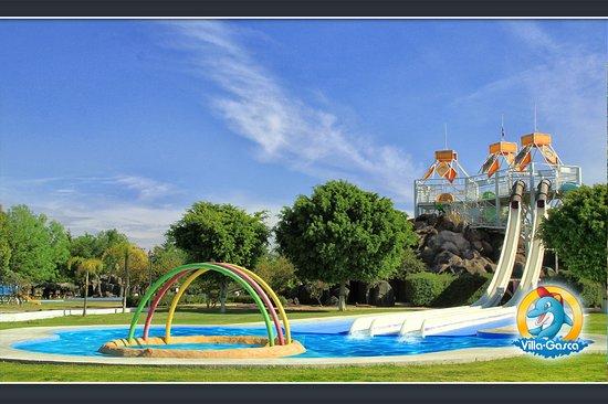 Parque Acuatico Villa Gasca: Torre del Gorila